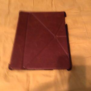 Leather Coach iPad series 2 case